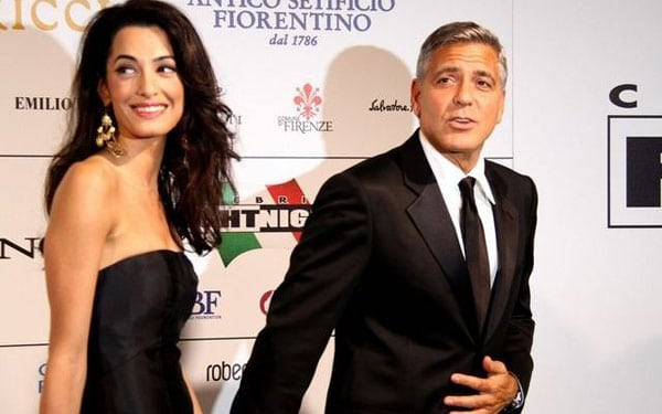 psychic predictions - clooney and alamuddin
