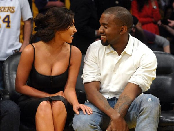 psychic predictions - Kim Kardashian and Kanye West