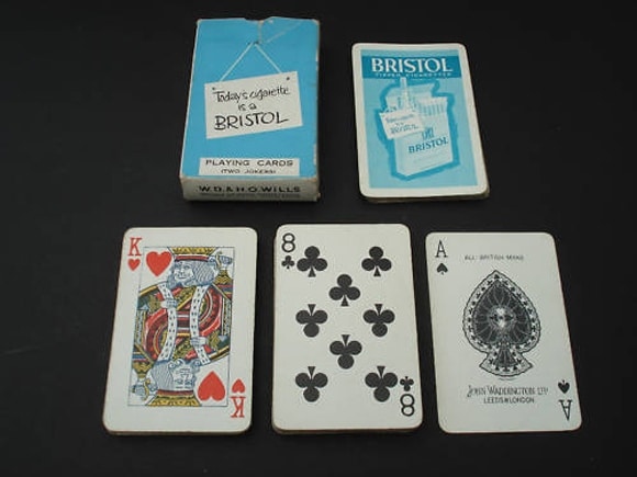john waddington playing cards paul townsend