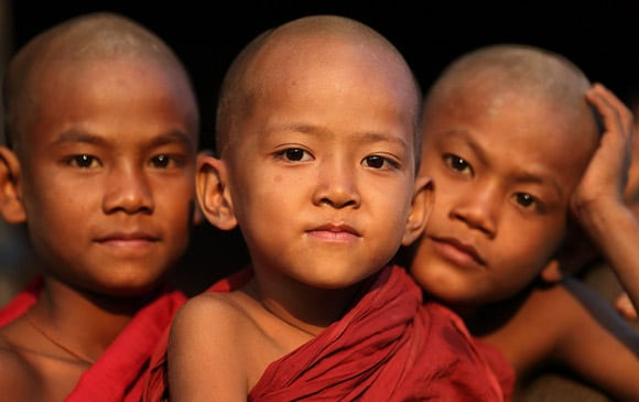 dietmar temps myanmar monks