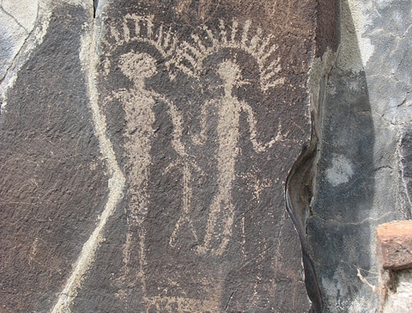 great beyond petroglyphs