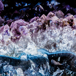 The Magical Powers of Crystals