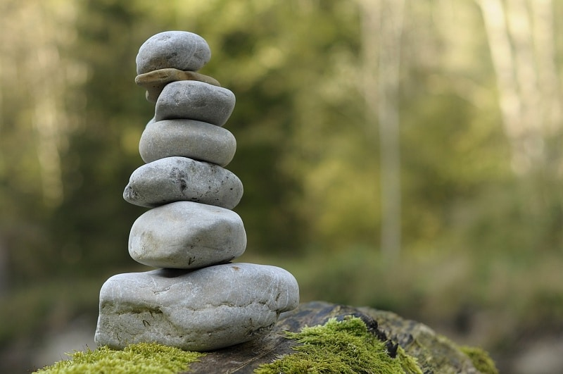 What is Earth Magic cairn