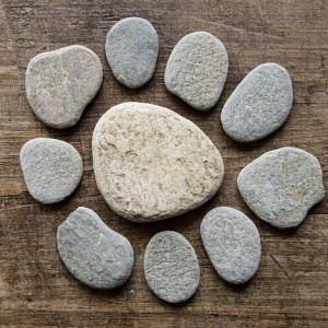 What is Earth Magic – mini stone circle