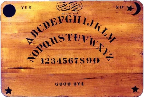 What is a ouija board?