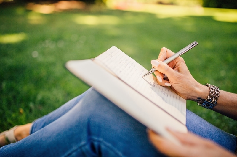 Connecting to your Creativity writer