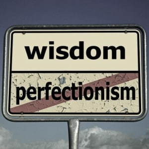 Overcome perfectionism feat