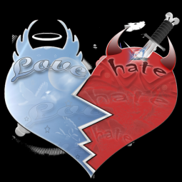 What is a Love-Hate Relationship?
