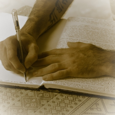how to keep a psychic journal