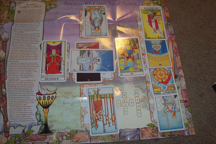 Tarot Reading Apophenia - Going On